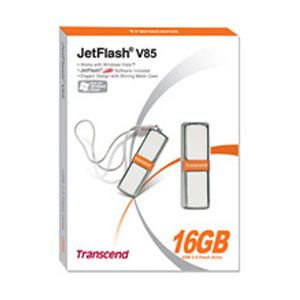JetFlash V85 16Gb металл